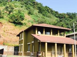 Fully Furnished Lake View Villa, Lavasa (рядом с городом Dasave)
