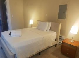 Spacious and Clean 1 Bedroom Studio
