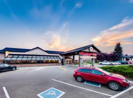 Heritage Inn Hotel & Convention Centre - Brooks, Brooks (Tilley yakınında)