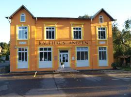 """Ferienwohnung im historischen """"Kaufhaus Angeln"""", Sterup"""