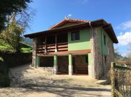 Casa Rural Naguar, Triongo (рядом с городом Margolles)