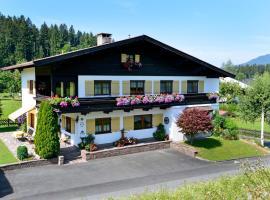 Appartementhaus Mühlberger