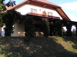 Sültzli Ház, Balatonmagyaród (рядом с городом Zalaszabar)