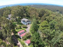 Chalet Swisse Spa, Batemans Bay
