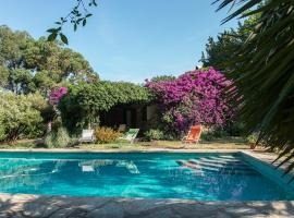 Les jardins de Foata, Barbaggio