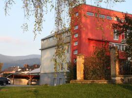 Apartmány Panorama Jeseník, Jeseník (Bukovice yakınında)