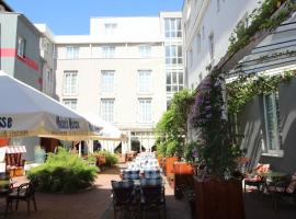 Mercure Hotel Plaza Magdeburg, Magdeburg (Gartenstadt Hopfengarten yakınında)