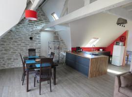 Appartement spacieux et lumineux centre guilvinec, Ле-Гильвинек