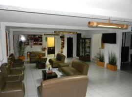 Hotel Zuaty, Páramo (Charalá yakınında)