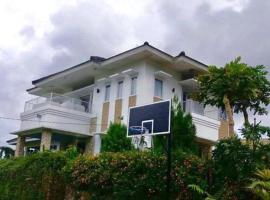 Villa Jidah, Gegarbensang (рядом с городом Gegarbentang)