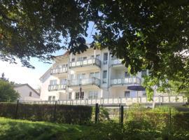 Ferienwohnung Seestern, Villa Vilmblick, Lauterbach