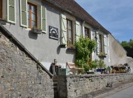 La Classe, Ternant (рядом с городом La Nocle-Maulaix)