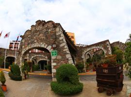 Real de Minas Guanajuato, Guanajuato