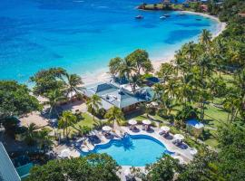 Bequia Beach Luxury Boutique Hotel, Френдшип