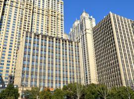 Metropolo, Wuhan, Wanda Residence, Riverside Avenue