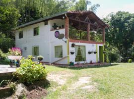 Finca la Esperanza, Fredonia (Amagá yakınında)