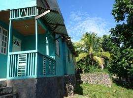 Rastas Room, Port Antonio (Lennox yakınında)