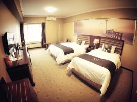 Pai Hotel West Tongliao River Liaohe Park, Tongliao (Xebert yakınında)