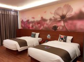 Pai Hotel Beijing Happy Valley, Pekin (Shibalidian yakınında)