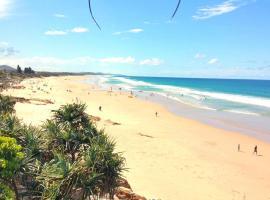 Private Tropical Retreat on Sunshine Coast