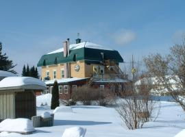 Auberge chez Ignace, Nominingue (Rivière-Rouge yakınında)