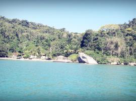 Pousada Tapera, Praia Grande (рядом с городом Парати)