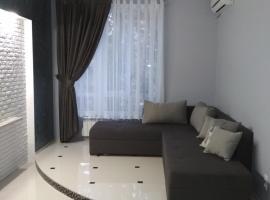 Apartment on Tytova 8