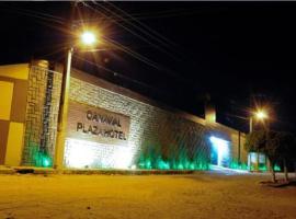 Canavial Plaza Hotel, Barbalha (Cabaceira yakınında)