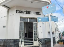 Tungstenio Hotel, Currais Novos