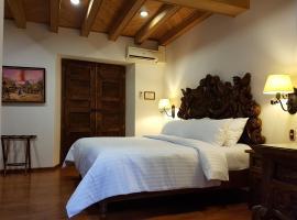 Hotel Mi Solar Centro, Uruapan del Progreso