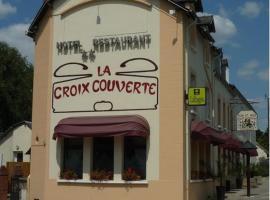 Hôtel-Restaurant La Croix Couverte, Mayenne