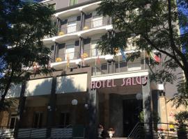 Hotel Salus, Sant Andrea Bagni (Medesano yakınında)