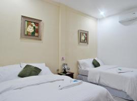 Hotel Palmeras de Elim, Matagalpa (Near North Caribbean Region)