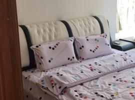 Three Bed-room Two Bathroom Wanda Mao, Nanchang (Shengmijie yakınında)