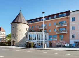 Hotel Goldene Rose, Bruneck