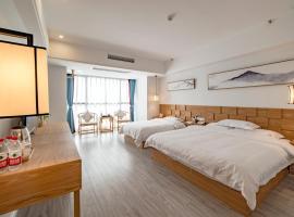 Zhangjiajie Yunxi Zen Hotel