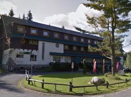 Hotel Maxov, Josefuv dul (Dolní Maxov yakınında)