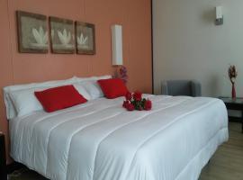 Hotel Emperatriz, Ocaña (Dosbarrios yakınında)