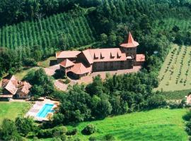 Hotel Spazio, Ivoti (Dois Irmãos yakınında)