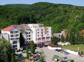 Hotel Vacanta, Geoagiu Băi