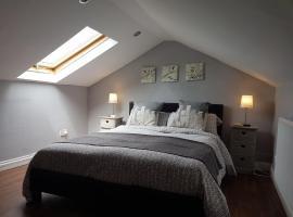 Pretty 2 bedroom flat with loft bedroom, Лондон (рядом с городом Brixton)