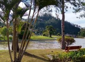 Residencial Green Valley - Confortavel e aconchegante!, Teresópolis (Albuquerque yakınında)