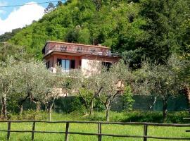 La casa del Grillo, Reggello