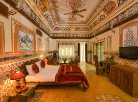 Syna Tiger Resort Bandhavgarh, Amarpur (рядом с городом Bandhogarh Fort)