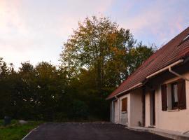 La Vernière, Saint-Christophe-sur-Guiers