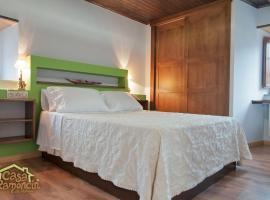 Apartamentos Casa Ramoncín, Lugo (Cerca de A Pontenova)