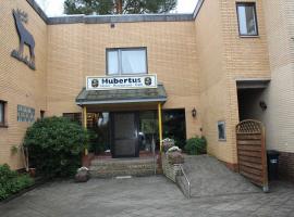 Hotel Hubertus, Brome (Kusey yakınında)
