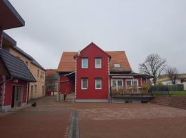 Ferienapartment Meiss, Erdeborn (Neehausen yakınında)