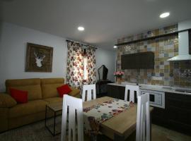 Apartamentos mirasierra plaza, Coto Rios (Nava del Rico yakınında)