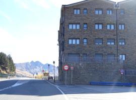 Nou Confort Apartaments Ed. Mirador de Bordes, Soldeu (Bordes d´Envalira  yakınında)